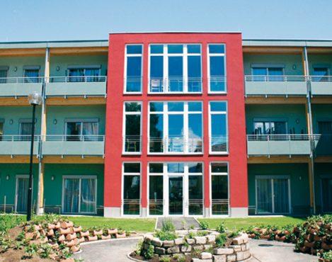 IMMAC Pflegezentrum Wegwarte Image